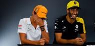 Ricciardo y Norris en una imagen de archivo - SoyMotor.com