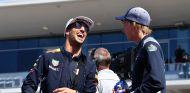 Daniel Ricciardo y Brendon Hartley en Austin ´- SoyMotor.com