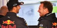 "Horner le da ideas a Ricciardo para el tatuaje: ""Un gran Red Bull en el culo"" - SoyMotor.com"