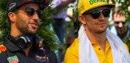 Daniel Ricciardo y Nico Hülkenberg en Hungaroring - SoyMotor.com