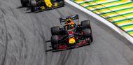 Daniel Ricciardo y Nico Hülkenberg en Interlagos - SoyMotor.com