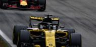 Nico Hülkenberg y Daniel Ricciardo en Monza - SoyMotor.com