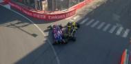 Ricciardo, sancionado por chocar marcha atrás contra Kvyat - SoyMotor