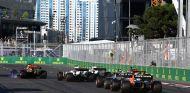 Ricciardo adelanta a Massa, Stroll y Hülkenberg en Azerbaiyán - SoyMotor