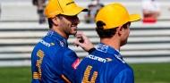 Ricciardo y Norris pilotarán F1 icónicos de Senna en Goodwood - SoyMotor.com