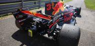 El RB13 de Daniel Ricciardo en Hungaroring - SoyMotor.com