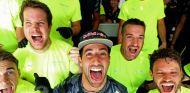 Daniel Ricciardo en Bélgica - LaF1
