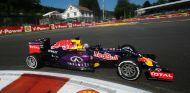 Daniel Ricciardo en el Gran Premio de Bélgica - LaF1