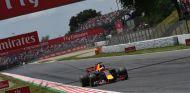 Ricciardo subió al podio en el GP de España - SoyMotor.com