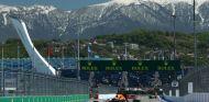 Ricciardo en los Libres 1 de Rusia - SoyMotor.com