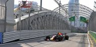 Daniel Ricciardo en Singapur - SoyMotor