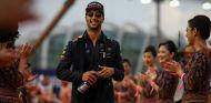 Ricciardo durante el GP de Singapur - SoyMotor.com