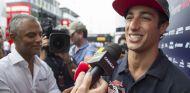 Daniel Ricciardo en Spa-Francorchamps - LaF1
