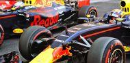 Ricciardo y Verstappen en el Autódromo Hermanos Rodríguez - LaF1