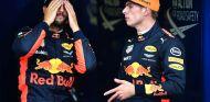 Daniel Ricciardo y Max Verstappen en Monza - SoyMotor.com