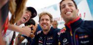 """Vettel: """"Acabar en el podio sería un buen resultado en Alemania"""" - LaF1.es"""