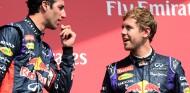 Daniel Ricciardo y Sebastian Vettel en Montreal en 2014 - SoyMotor.com