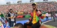 Daniel Ricciardo en el GP de México 2019 - SoyMotor.com