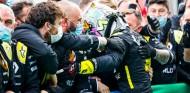 """Ricciardo, tercero: """"Siento como si fuera mi primer podio"""" - SoyMotor.com"""