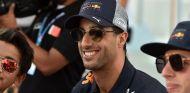 En la izquierda de su boca, el labio inferior infectado de Daniel Ricciardo – SoyMotor.com