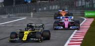 ¿Cuán lejos se quedó Sainz del podio en Eifel? McLaren desvela su estrategia - SoyMotor.com