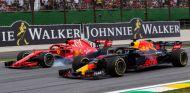 Daniel Ricciardo y Sebastian Vettel –SoyMotor.com