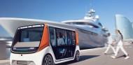 Rinspeed MetroSnap Concept: autónomo, eléctrico y multifunción - SoyMotor.com