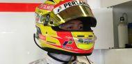 Haryanto ha corrido con Manor junto con King en los test de Abu Dabi - LaF1