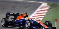 Rio Haryanto completó su primera carrera de Fórmula 1 en Baréin - LaF1