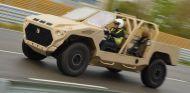 Así es el nuevo vehículo militar de los Emiratos Árabes Unidos