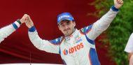 Robert Kubica en agosto - LaF1