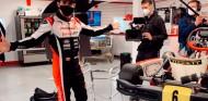 Wickens se sube por primera vez a un kart desde su accidente - SoyMotor.com