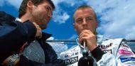 Robertson y Räikkönen en el GP de Austria de 2002 - SoyMotor