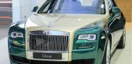 Rolls-Royce estrena en Dubai el Phantom Coupe Tiger y el Ghost Golf Edition - SoyMotor