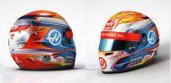 Nuevo casco de Romain Grosjean - LaF1