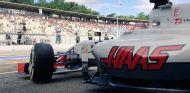 Romain Grosjean en Hockenheim - LaF1