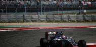 Romain Grosjean en Austin - LaF1