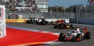 Romain Grosjean ha defendido muy bien su posición - LaF1