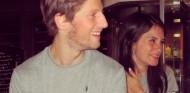 """La mujer de Romain Grosjean: """"Nuestros hijos lo sacaron del incendio"""" - SoyMotor.com"""