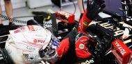 """Lotus quiere mantener a Grosjean, que puede marcharse """"cuando quiera"""""""