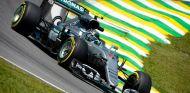 Rosberg, en el trazado de Interlagos - LaF1