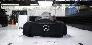 Mercedes W07 en Barein - LaF1