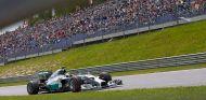 Mercedes en el GP de Austria F1 2014: Domingo