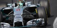Nico Rosberg en el pasado Gran Premio de Hungría - LaF1