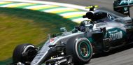 Rosberg, durante el GP de Brasil - LaF1