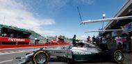 Nico Rosberg en el Gilles Villeneuve - LaF1