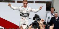 Nico Rosberg en Austria 2014 - laF1