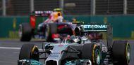 Nico Rosberg durante el Gran Premio de Australia - LaF1