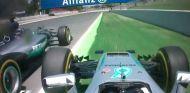 Rosberg dejó sin espacio a Hamilton - LaF1