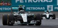 Rosberg fue más rápido que Hamilton durante todo el fin de semana - LaF1